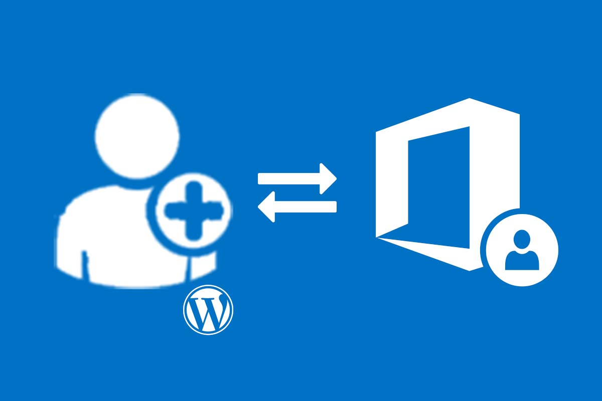 Azure ADB2C And Office 365 User Synchronization And Registration For WordPress