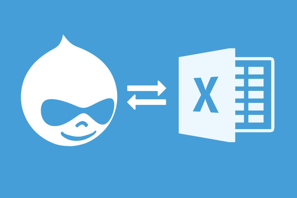 Excel For Drupal