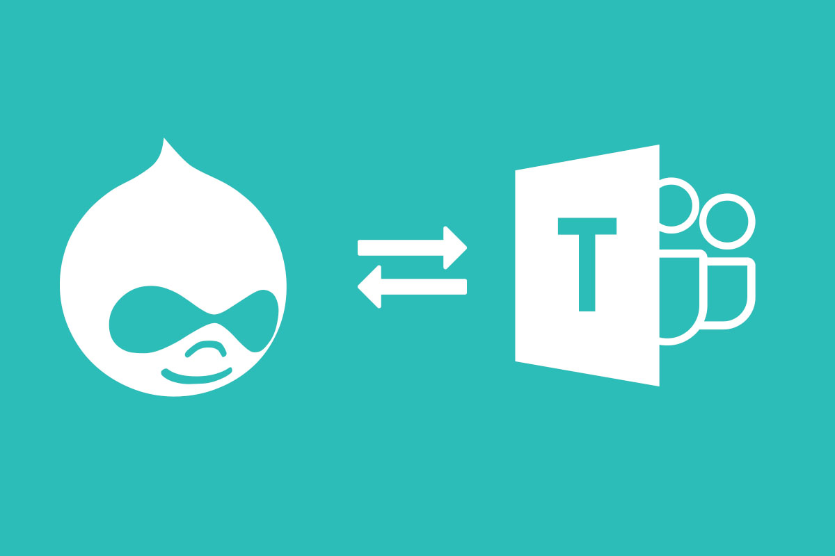 Microsoft Teams For Drupal